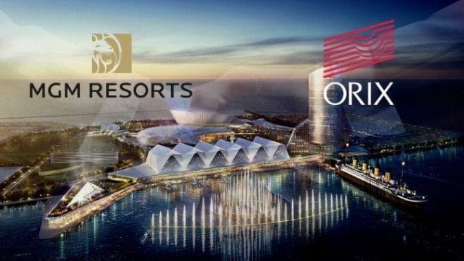 MGM Will Invest Over $9B in Osaka IR's Project With Orix's Help